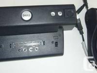 D/Port Advanced Port Replicator Design PRO1X - consists