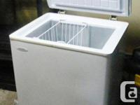 Deep freezer (Danby) apartment size very clean and good