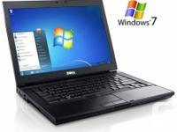 """Dell Latitude 15"""" screen. Core 2 duo 2.5 GHZ. 9400. 2Gb"""