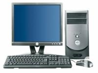 Dell's Dimension 3000 is an above average budget