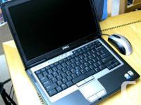 Dell Laptop Intel Core 2 Duo Dual Core 4Gb Ram 100Gb