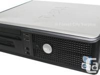 Dell® Optiplex 755 Core 2 Duo 2.3 GHz Desktop
