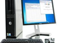 DELL OPTIPLEX 755 dual core desktop computer PC  Intel