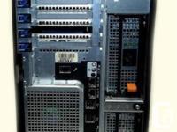 PROCESSORS: 2 x 2.50ghz X5420 Xeon Quad Core (8 Core
