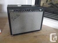 Fender Deluxe 112 Guitar Amp, 94 watt power, includes