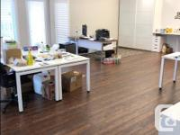 Sq Ft 611 Deluxe Office Suite for Rent...22 by 28 feet