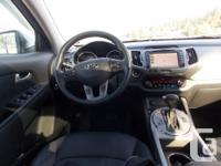 Trans Automatic This DEMO 2016 Kia Sportage EX LUX AWD