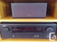 Hi there!  Have this Denon AVR-487 Surround Audio