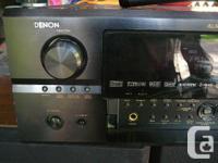 Denon AVR-4306 7.1 CH/5.1+2 CH Home Theater/MultiMedia