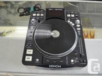 Denon DN-S3700 Digital Turntable Media Gamer and