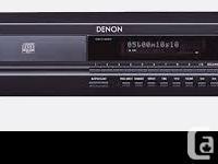 Hi, want a Denon DN-C615 or DN-C635 or any of the other