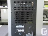 """Denon DWS-65 10"""" Powered Sub 55 watts with 5 satellite"""