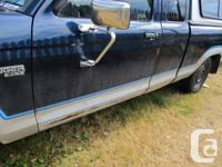 1989 Ranger XLT 2.9 energy injected cheep on gas power