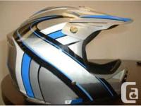 we are clearing out our stock on motorcycle helmets to