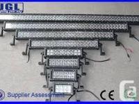 LED light bars for Trucks starting at 59.00 Straight