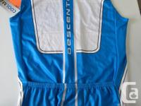 Classic High Quality Sleeveless Cycling Jersey - BRAND