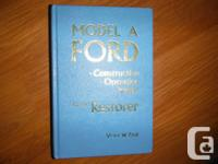 """Design a Ford: Building, Procedure, Repair for the"
