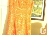 8 sz 4 designer dress for that special petite person.