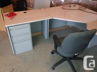 I have a desk and chair set for sale. Chair is