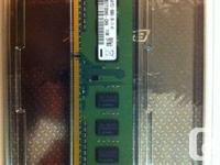 Desktop RAM: I have a 2GB PC3 10600 for $15.00.