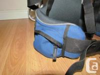 Deuter kid comfort 3 carrier for sale. It was used for