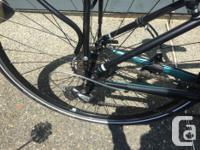 Gently used Devinci bike two years old. Devinci Malano