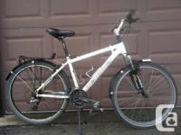 Devinci Police Mountain Bike 2005 Model 17 inch frame