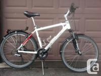 Devinci Police Mountain Bike 2005 Model 19 inch frame