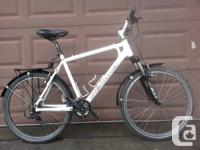Devinci Police Mountain Bike 2005 Model 21 inch frame