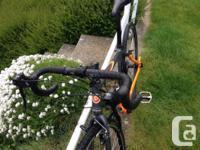 Top of the line Devinci Tosca optimum 2 Cyclocross/