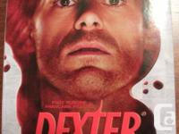 Dexter season 5 - DVD set. To see other CDs, DVDs or