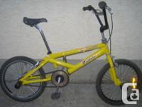 "Diablo - Freestyle - BMX with 20"" tires This bike, like"