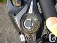 - Diadora hybrid bike for sale - 19inch frame with