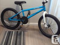 This Diamond Back Grind has a 9.5 inch seat post, an 18