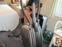 The elliptical trainer that I am selling is in very