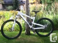 Great all mountain bike - can handle anything from Lost