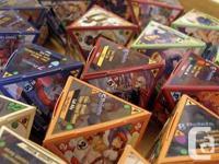 Complete set of James Ernest' weird paper dice war