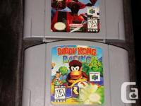Selling two of the most amazing games from the NIntendo