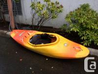 Watercraft: Wavesport Diesel 60, made use of, good