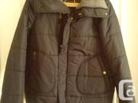 I am selling this great Diesel jacket. It is filled