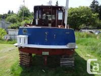 Diesel cruiser, houseboat, economical ocean travel,