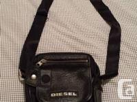 Brand New Diesel side bag for sale. 10/10 condition.