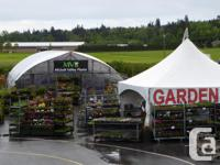 Yes, Michell Valley Plants is OPEN everyday 9:30-5 and