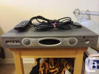 Shaw digital box to access TV channels; Motorola model;