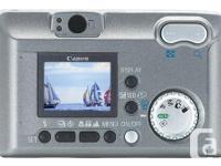 * 2-megapixel sensor captures 1,600 x 1,200 images for
