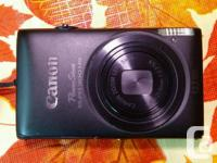 I'm selling our trustworthy Canon 300 HS, and its