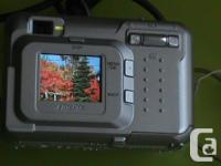 for sale, digital camera fine Fujifilm pix A 210, for