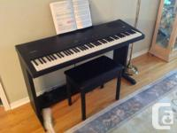 The Kurzweil MPS10 provides you the audio and feel of a