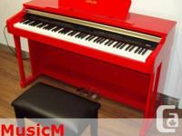 Digital Piano IDK600-RED $899.00 Specifications: 88