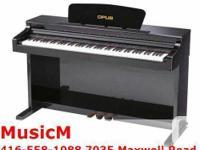 Digital Piano MDK-900A $869.00 88 keys, gradually